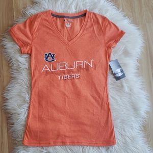 Auburn Tigers V-neck Tee
